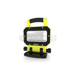 Светодиодный прожектор UNILITE 3000 Lm, 6600 mAh, IP54