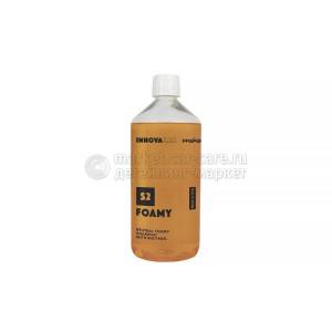 Нейтральный пенный автошампунь с энзимами INNOVACAR S2 Foamy - pH