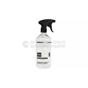 Восстанавливающий и защитный крем для кожи и пластика с гидрофобом INNOVACAR SC2 Dressing 500ml