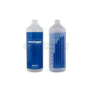 Бутылка INNOVACAR 1L с мерной шкалой, синяя