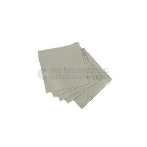Салфетки для аппликатора INNOVACAR 10x10 200GSM Серые, 10 шт Micron suede