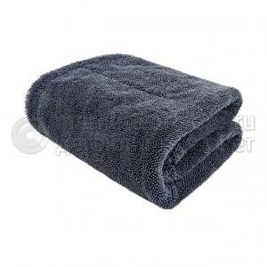 Полотенце для сушки двухслойное мягкое микрофибровое профессиональное PURESTAR DUPLEX DRYING TOWEL, 70х90см