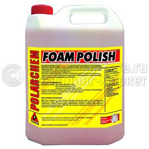 FOAM POLISH POLARСHEM  — концентрированный нейтрализатор (4л.)