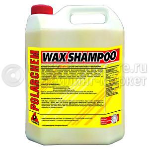 WAX SHAMPOO POLARCHEM – восстанавливающий гель с воском карнаубы (4л.)
