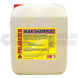 WAX SHAMPOO POLARCHEM – восстанавливающий гель с воском карнаубы (20л.)