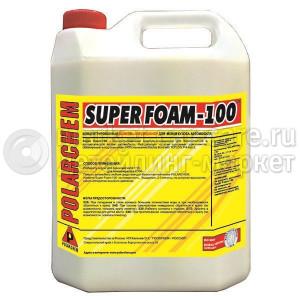 SUPER FOAM-100 POLARCHEM  — кондиционер нейтрализатор (4л.)