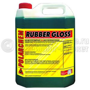 RUBBER GLOSS POLARCHEM — чернитель резины (4л.)