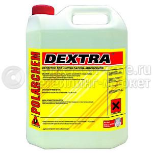 DEXTRA POLARCHEM  – химчистка ткани и кожи салона (4л.)