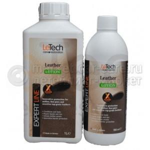 Лосьон для кожи LeTech Leather Lotion X-GUARD PROTECTED 1000 мл