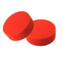 Красный поролоновый аппликатор Chemical Guys RED FOAM DIE CUT WAX APPLICATOR PAD 4 x 1.25 inch