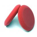 Красный поролоновый аппликатор с скругленными краями Chemical Guys  WAPS Premium Rounded edge FOAM DIE CUT WAX APPLICATOR PAD