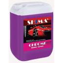 """Высококонцентрированное средство для бесконтактной мойки автомобилей SHIMA """"CHROME"""", 20л"""
