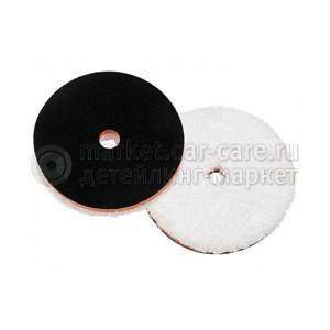 Полировальный диск LakeCountry микрофибра режущий агрессивный, 140мм