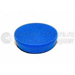 Полировальный диск LakeCountry поролон режущий, синий, 90мм