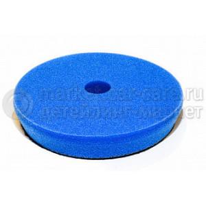 Полировальный диск LakeCountry поролон режущий, синий, 145мм