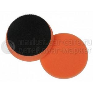 Полировальный диск LakeCountry поролон средне-режущий, оранжевый, 90мм