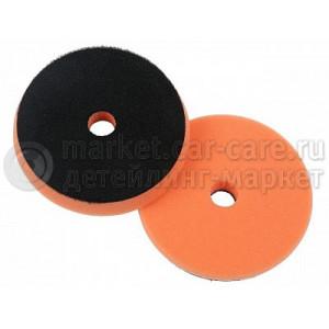 Полировальный диск LakeCountry поролон средне-режущий, оранжевый, 145мм