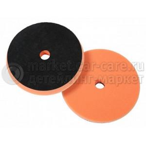 Полировальный диск LakeCountry поролон средне-режущий, оранжевый, 165мм