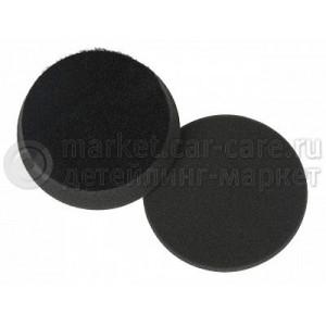 Полировальный диск LakeCountry поролон финишный, черный, 90мм