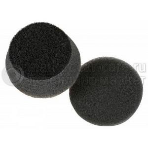 Полировальный диск LakeCountry поролон финишный, черный, 68мм