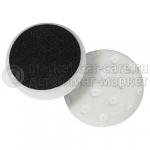 Полировальный диск LakeCountry поролон полирующий, белый, 140мм
