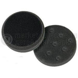 Полировальный диск LakeCountry поролон финишный, черный, 75мм
