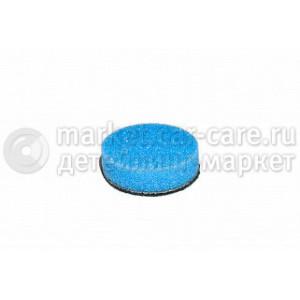 Полировальный диск LakeCountry поролон с закрытыми сотами режущий, синий, 50мм