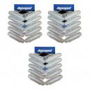 Водоотталкивающее покрытие для стекол (антидождь) Aquapel (Аквапель), упаковка 30 штук (30-Pack)