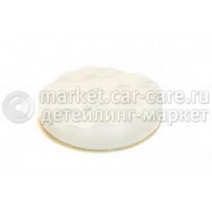 Полировальный диск LakeCountry поролон режущий, белый, 152мм