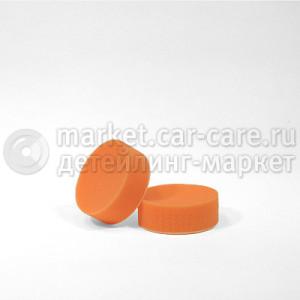 Полировальный диск LakeCountry поролон режущий агрессивный, оранжевый, 70мм