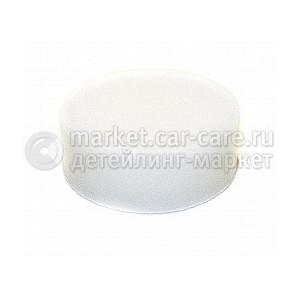 Полировальный диск LakeCountry поролон режущий агрессивный, белый, 70мм