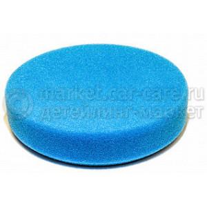 Полировальный диск LakeCountry поролон финишный, голубой, 130мм