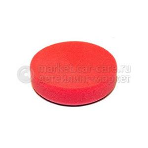 Полировальный диск LakeCountry поролон финишный, красный, 130мм