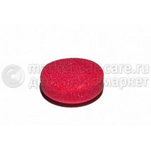 Полировальный диск LakeCountry поролон режущий, красный, 65мм