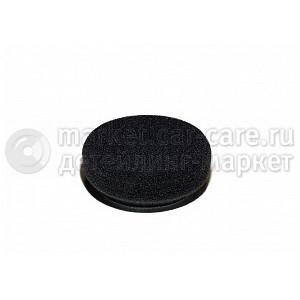 Полировальный диск LakeCountry поролон режущий, черный, 65мм