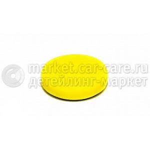 Полировальный диск LakeCountry поролон режущий агрессивный, желтый, 76мм