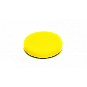 Полировальный диск LakeCountry поролон режущий агрессивный, желтый, 152мм
