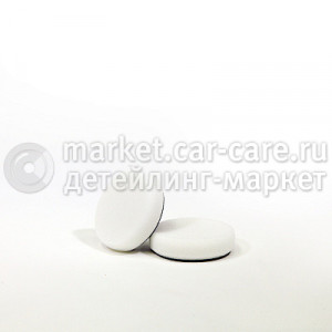 Полировальный диск LakeCountry поролон полирующий, белый, 76мм