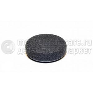 Полировальный диск LakeCountry поролон финишный, черный, 130мм
