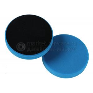 Полировальный диск LakeCountry поролон мягкий, голубой, 76мм
