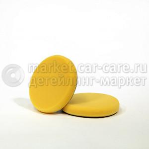 Полировальный диск LakeCountry поролон ультра-мягкий, золотой, 152мм