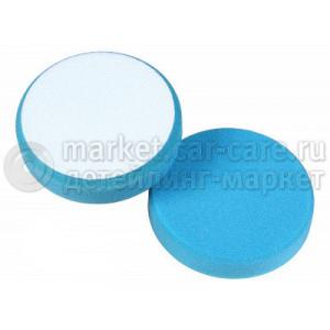 Полировальный диск LakeCountry поролон с закрытыми сотами режущий, синий, 152мм
