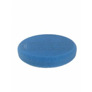 Полировальный диск LakeCountry поролон с закрытыми сотами режущий, синий, 130мм