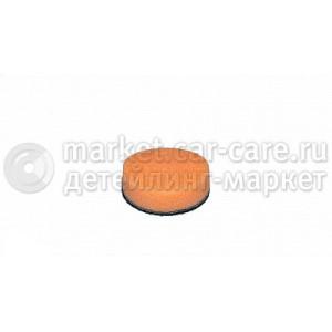 Полировальный диск LakeCountry поролон полирующий, оранжевый, 70мм