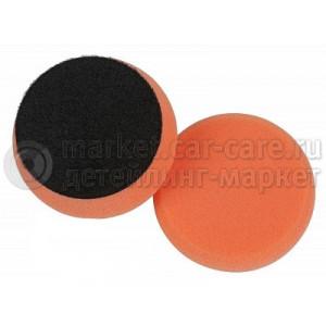 Полировальный диск LakeCountry поролон режущий, оранжевый, 130мм