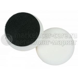 Полировальный диск LakeCountry поролон полу-твердый, белый, 130мм