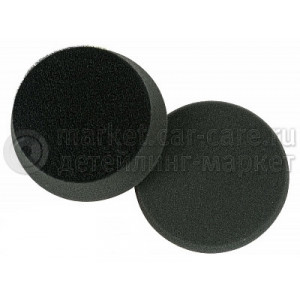 Полировальный диск LakeCountry поролон финишный, черный, 152мм