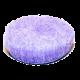Полировальный диск LakeCountry меховой режущий длинный ворс, фиолетовый, 75мм