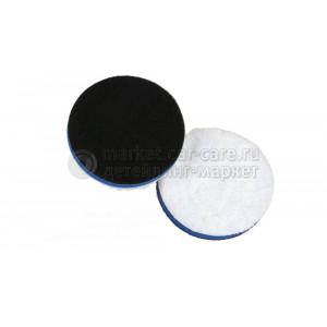 Полировальный диск LakeCountry микрофибра режущий, 140мм