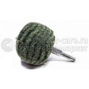 Шар для полировки LakeCountry средней жесткости, зеленый, 65мм